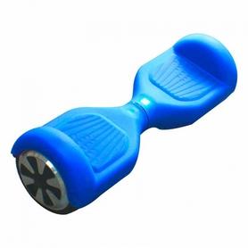 Фото 2 к товару Чехол для гироскутера силиконовый SmartYou 10 inch blue