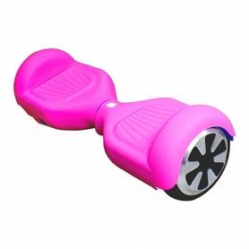 Фото 2 к товару Чехол для гироборда силиконовый SmartYou 10 inch pink