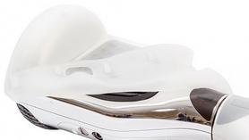 Фото 2 к товару Чехол для гироскутера силиконовый SmartYou 6,5 inch white