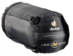 Мешок компрессионный Deuter Compression Packsack М 12 л black
