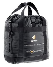Распродажа*! Мешок компрессионный Deuter Compression Packsack XL 32 л black