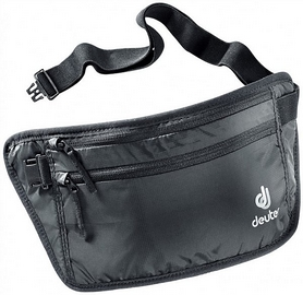 Кошелек нательный Deuter Security Money Belt II black