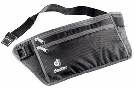 Кошелек нательный Deuter Security Money Belt S black-granite