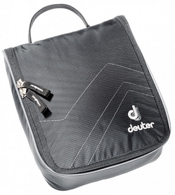 Косметичка Deuter Wash Center I black-titan