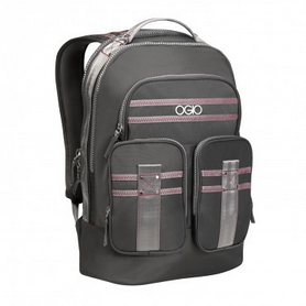 Рюкзак городской Ogio Triana Pack 18 л Gray/Pink