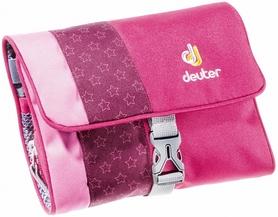 Распродажа*! Косметичка детская Deuter Wash Bag I pink