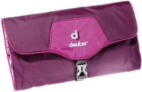 Косметичка Deuter Wash Bag II blackberry-magenta