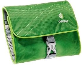 Косметичка Deuter Wash Bag I emerald-kiwi