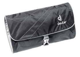 Косметичка Deuter Wash Bag II black-titan