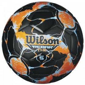 Мяч футбольный Wilson Rebar NG Blu/Org SZ5 SS16