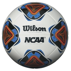 Мяч футбольный Wilson Forte II SB Whl/Blu SZ5 SS16
