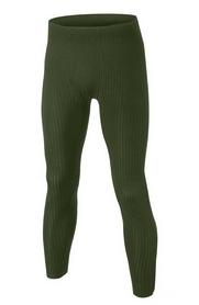 Термоштаны мужские Lasting JWP зеленые
