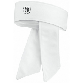 Бандана Wilson New Bandana SS15 White