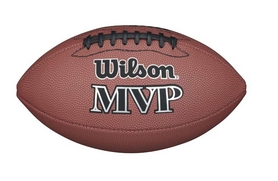 Мяч для американского футбола Wilson MVP Official Football SS16 Brown