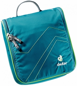 Косметичка Deuter Wash Center II petrol-kiwi