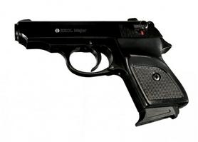 Пистолет стартовый Ekol Major 9 мм черный