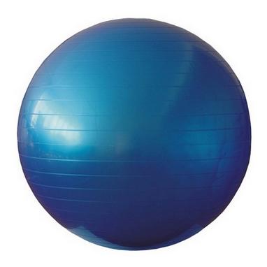 Мяч для фитнеса (фитбол) 75 см Landfit Fitness Ball с насосом