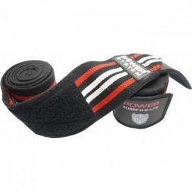 Бинты для жима Power System Elbow Wraps PS-3600 красные