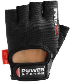 Перчатки для фитнеса Power System Pro Grip PS-2250 Black - S