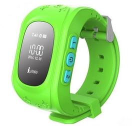 Часы умные детские SmartYou Q50 Green + подарок