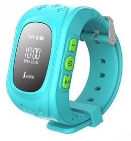 Часы умные детские SmartYou Q50 Blue + подарок