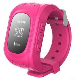 Часы умные детские SmartYou Q50 Pink + подарок