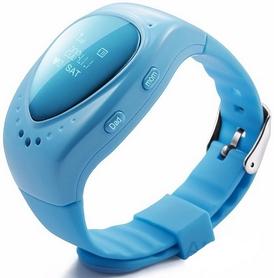 Часы умные детские SmartYou T50 Blue + подарок