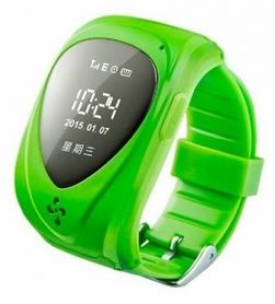 Часы умные детские SmartYou T50 Green + подарок