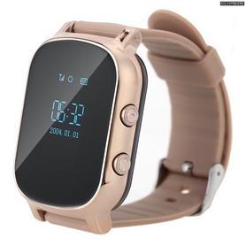 Часы умные детские SmartYou T58 Gold + подарок