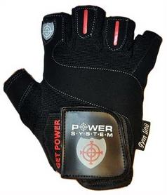 Перчатки для фитнеса Power System Get Power PS-2550 Black