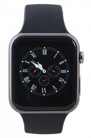 Часы умные SmartYou A9 black + подарок