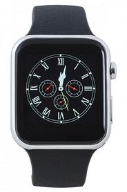 Часы умные SmartYou A9 silver + подарок