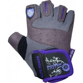 Перчатки для фитнеса Power System Cute Power PS-2560 Purple
