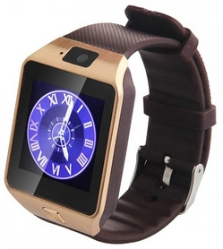 Часы умные SmartYou DZ09 Gold + подарок