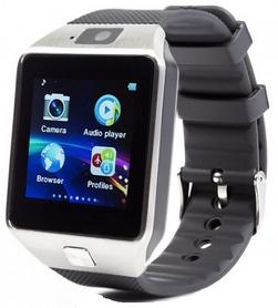 Часы умные SmartYou DZ09 Silver + подарок