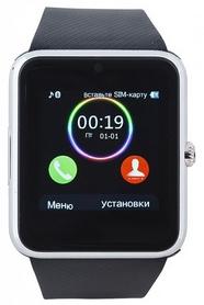 Часы умные SmartYou GT08 Silver no NFC + подарок
