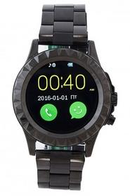 Часы умные SmartYou S8 Black + подарок