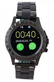 Часы умные SmartYou S8 Black