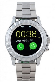 Часы умные SmartYou S8 Silver + подарок