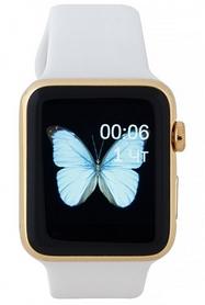 Часы умные SmartYou W10 Gold/White + подарок