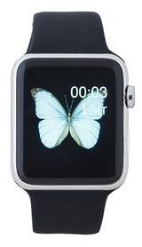 Часы умные SmartYou W10 Silver/Black + подарок