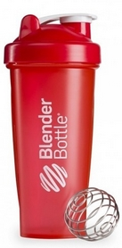 Шейкер BlenderBottle Classic 820 мл Red с шариком
