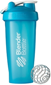 Шейкер BlenderBottle Classic Loop 820 мл Aqua с шариком
