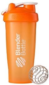 Шейкер BlenderBottle Classic Loop 820 мл Orange с шариком