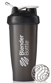 Шейкер BlenderBottle Classic Loop 820 мл Black с шариком