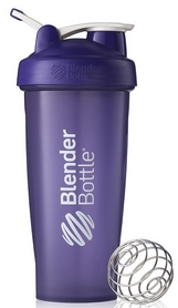 Шейкер BlenderBottle Classic Loop 820 мл Purple с шариком