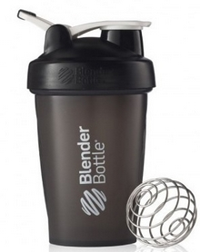 Шейкер BlenderBottle Classic Loop 590 мл Black с шариком