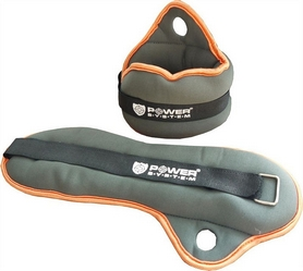 Утяжелители для рук Power System Wrist Weight 2 шт по 0,5 кг
