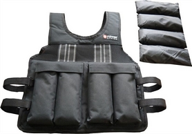 Жилет с утяжелителями Power System Weighted Vest 10 кг
