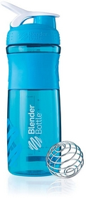 Шейкер BlenderBottle SportMixer 820 мл с шариком Aqua